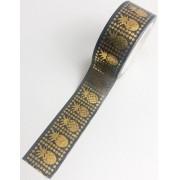 Washi Tape Abacaxi dourado (washi29)