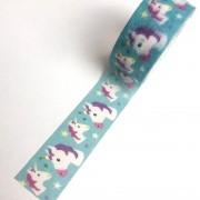Washi Tape Unicórnio (washi26)