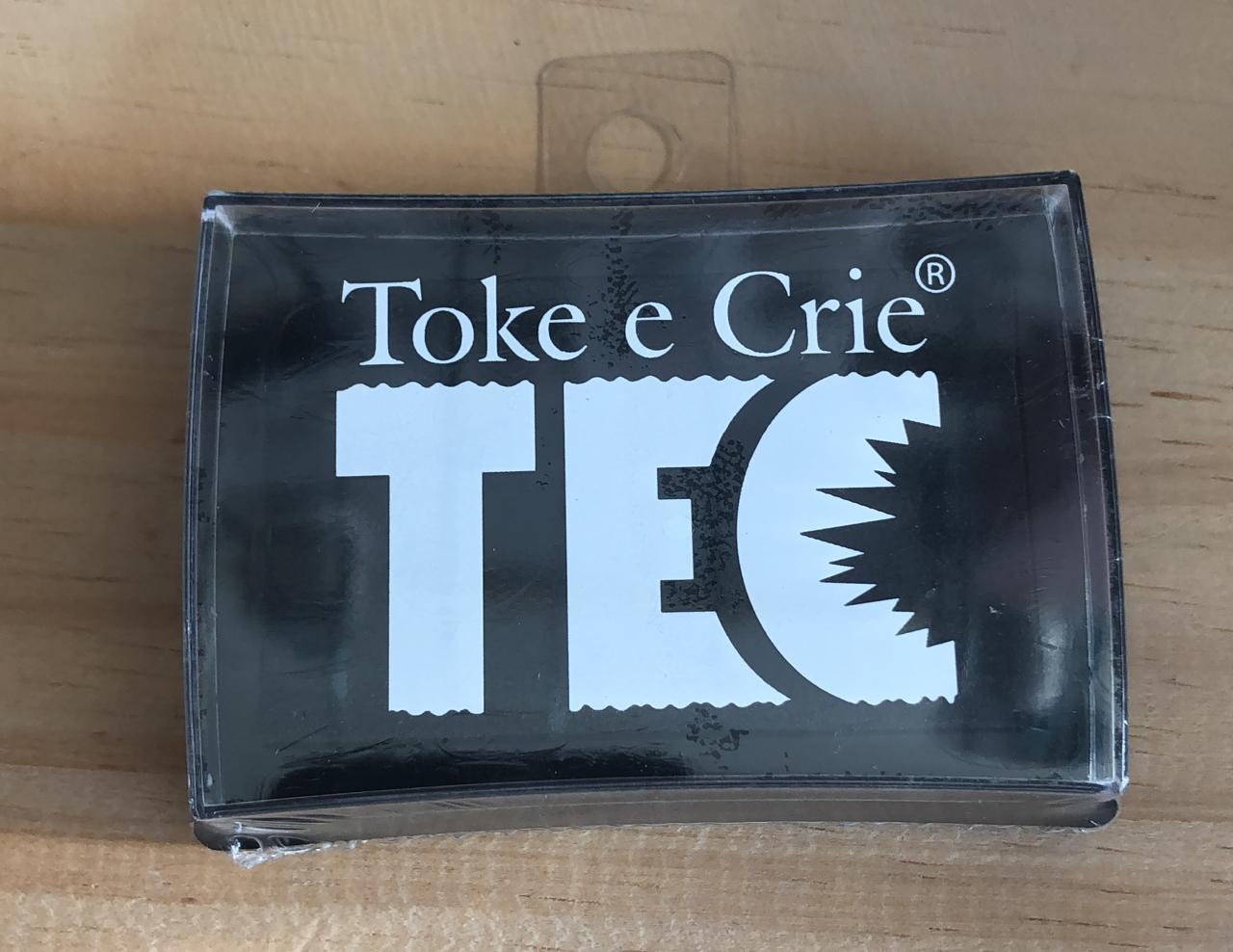Carimbeira 76 x 53 mm - Cinza - Toke e Crie (20087)
