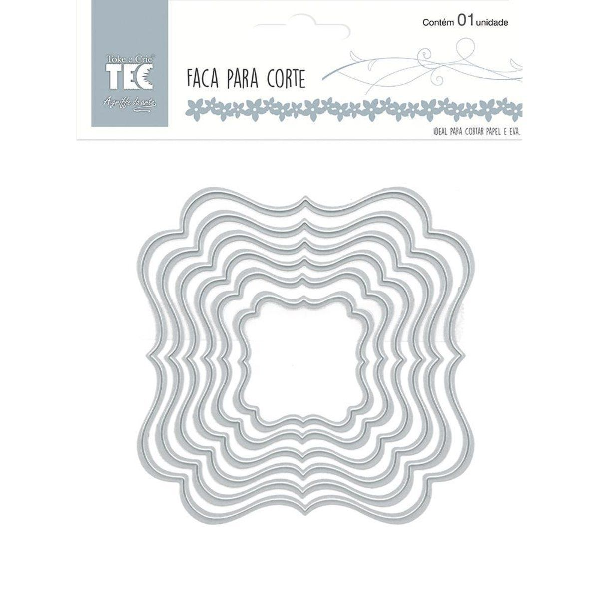Faca de Corte Extra Grande - Tag II - Toke e Crie (20909)