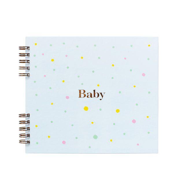 Álbum Scrapbook - Baby - My Memories Crafts (2293)