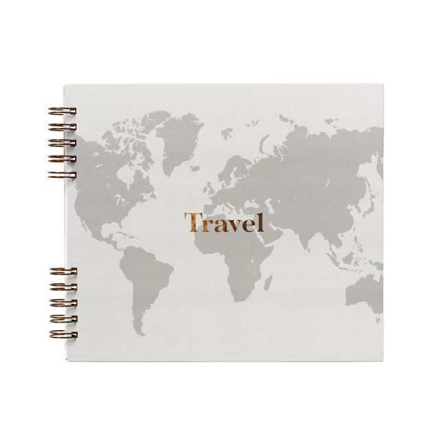Álbum Scrapbook - Travel - My Memories Crafts (2297)