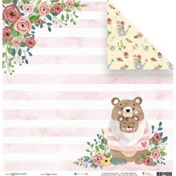 23169 - Regue o Amor - Abraco de Urso - Juju Scrapbook