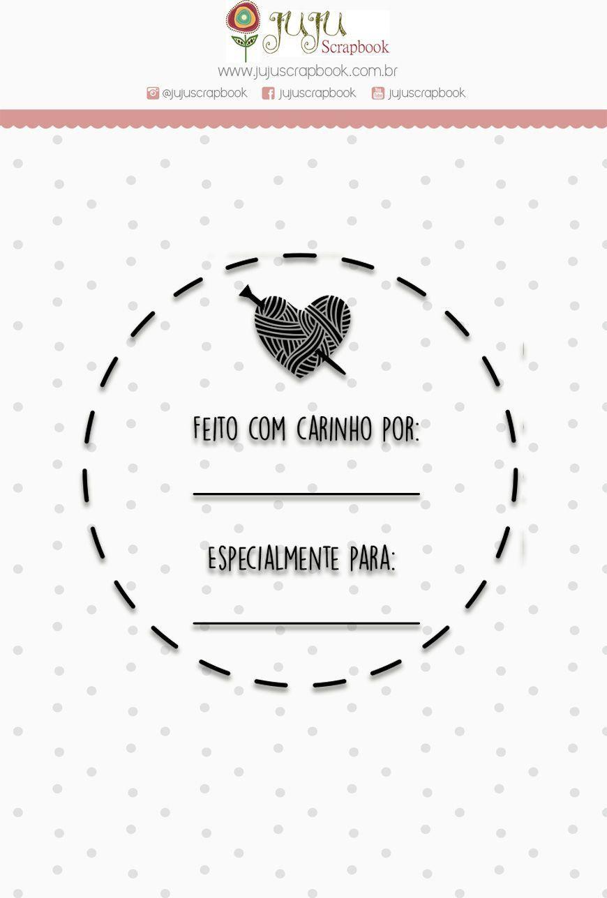 23541 - Carimbo M Especial - Coleção Love Scrap - Juju Scrapbook