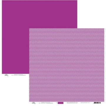 5012 - ZIGUE-ZAGUE - ROSA PURPURA - OK SCRAPBOOK