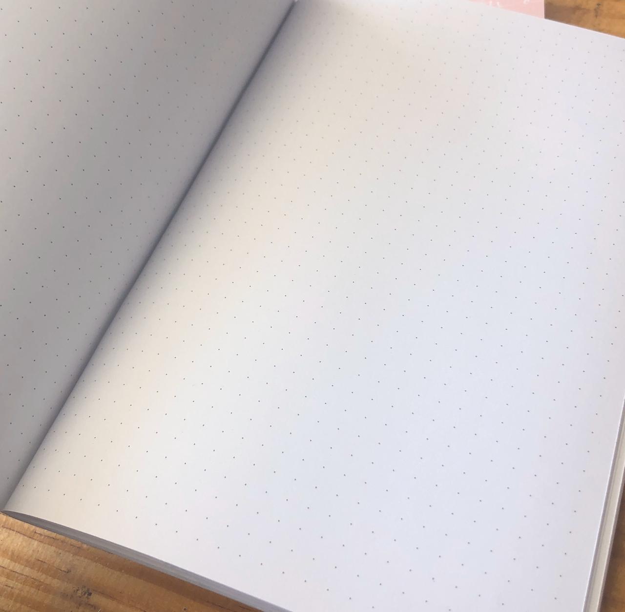 Scrap Minuto - Midori - Coleção Paraíso Tropical - Capa Algodão Doce (Rosa) - Juju Scrapbook (929)
