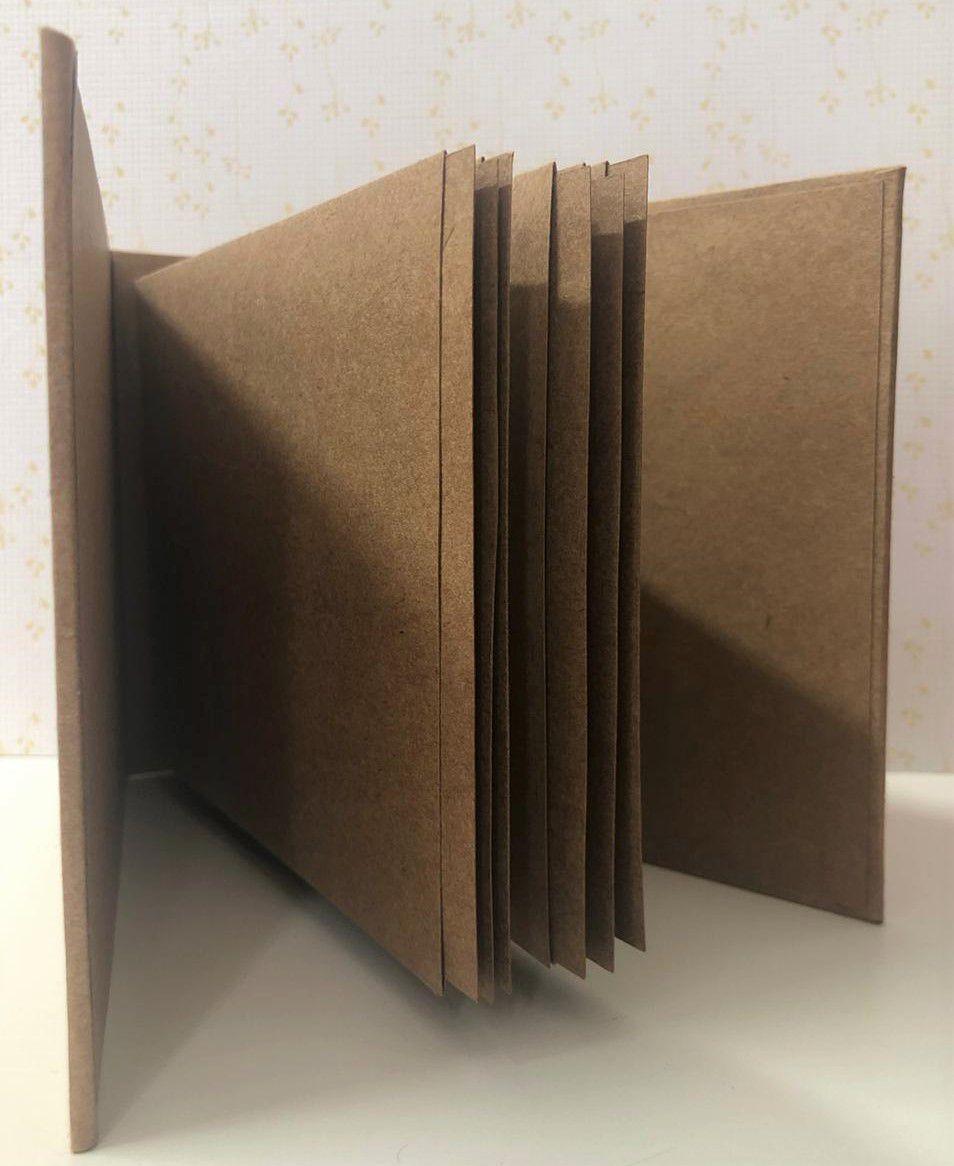 Álbum com bolso - Carolla Crafts (Carolla01)