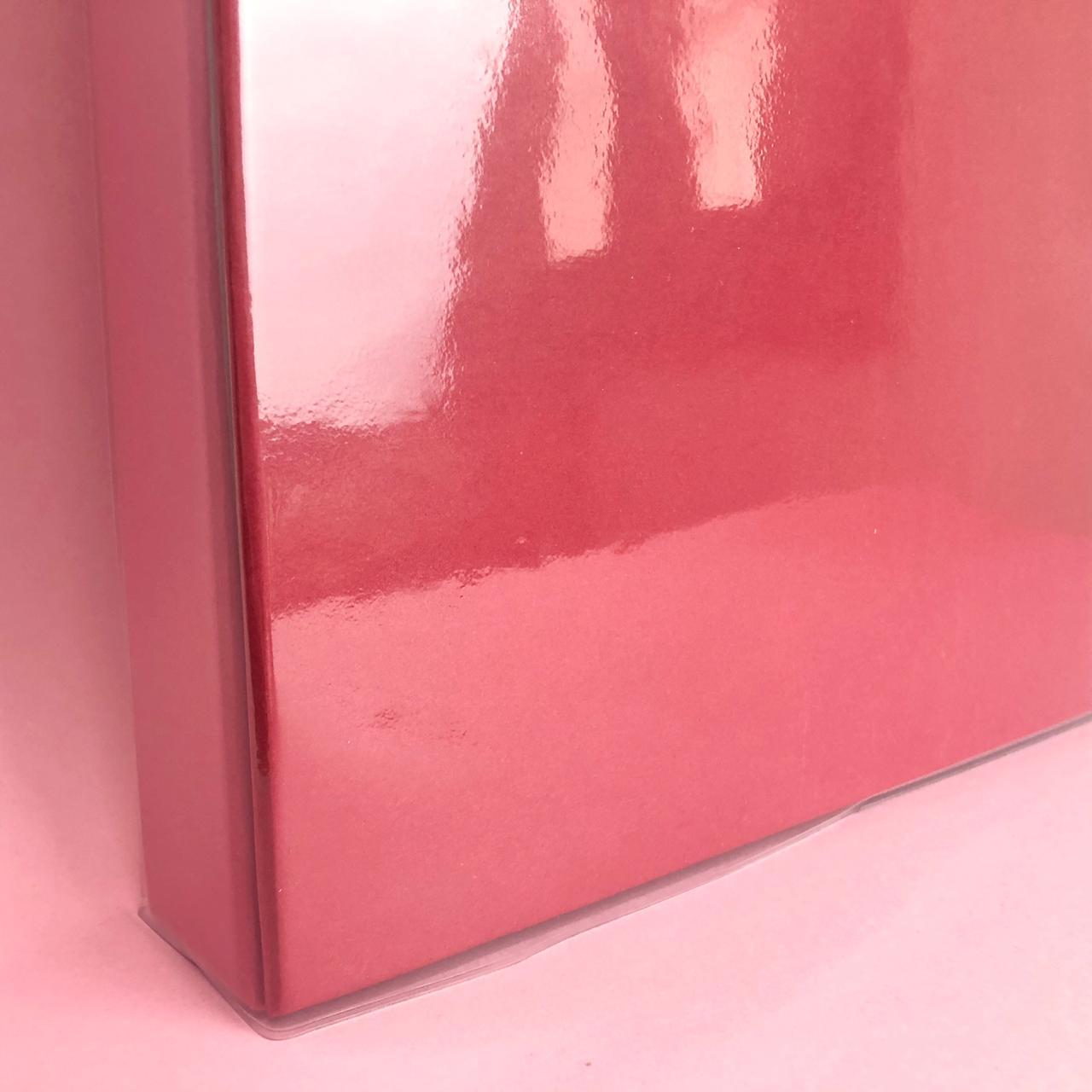 Álbum G - Vermelho - Oficina do Papel (0604013)