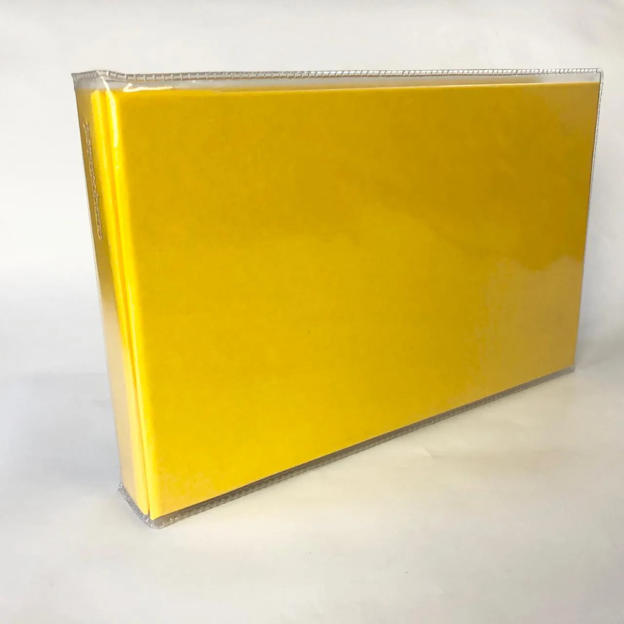 Álbum miolo plástico para 36 fotos 10 x 15 cm - Amarelo - Paperchase (2223-A)