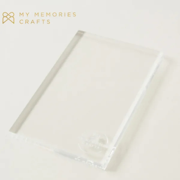 Base para Carimbo 10x15 cm - My Memories Crafts (MMC-04)