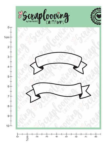 Carimbo Banners - Scraplooving (C57)