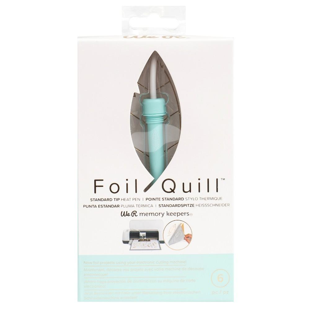 Caneta Transmissora de Foil - Foil Quill - Ponta Média 1.5 mm - We R (21760)