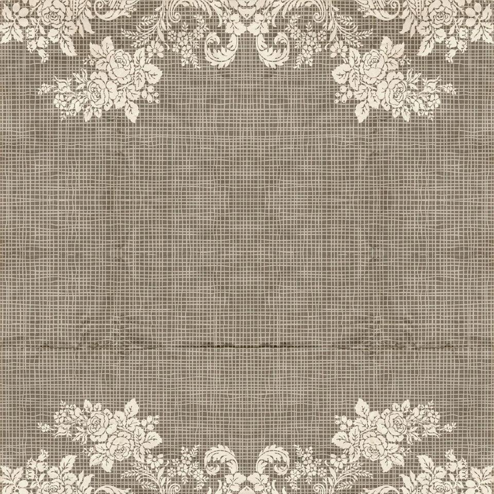 DP-FB-02 - Papel Scrap - Pequenos Detalhes - Coleção Fábula - Dany Peres
