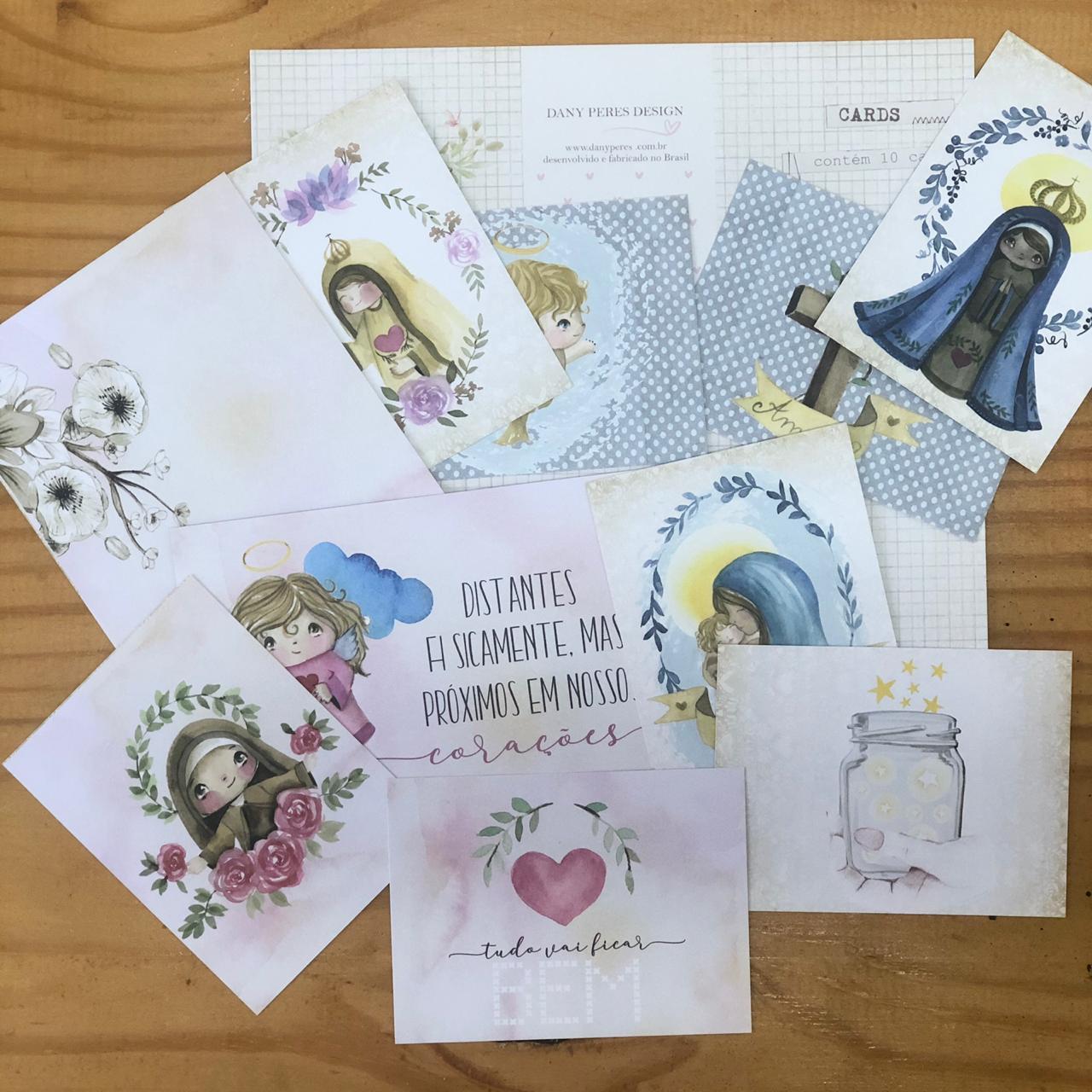 Cards coleção Relicário - Dany Peres (DP-RE-06)