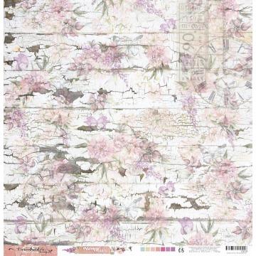 EOL08 - Papel Scrap - Coleção Essence of Life - Carina Sartor
