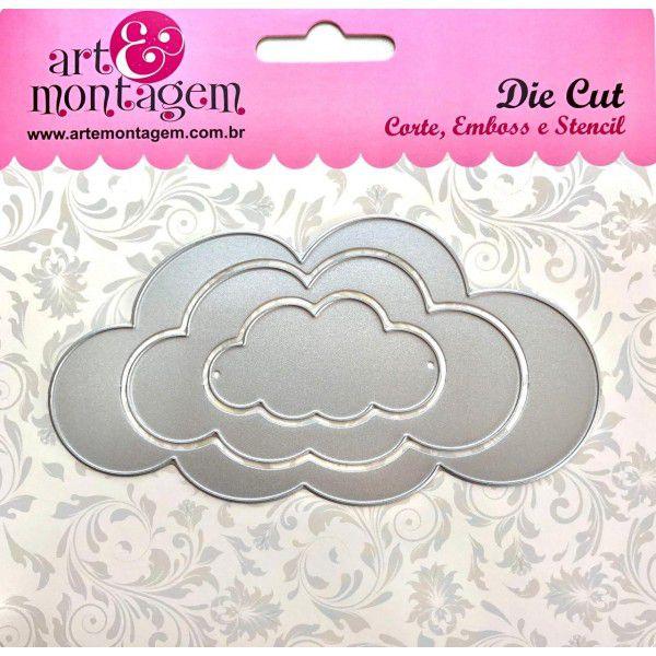 Faca de Corte - Nuvens - Art e Montagem (FAC113)