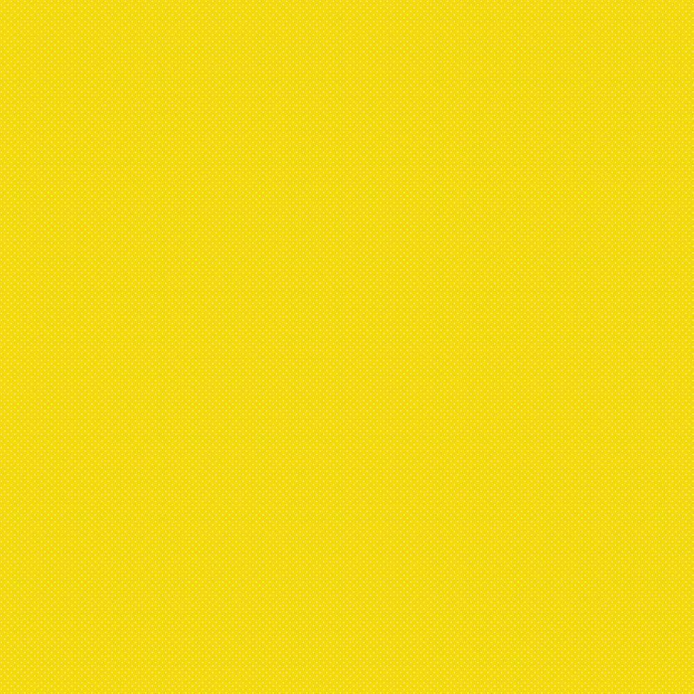 Papel Scrap - Bolinhas Sol - Coleção Dots - Papelero (FB1011)