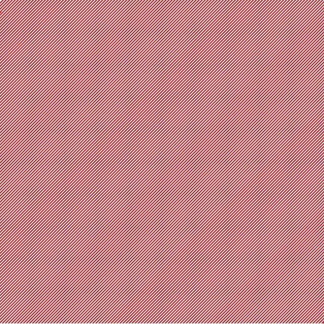 Papel Scrap - Listrado Rubi - Coleção Stripes - Papelero (FB1021)