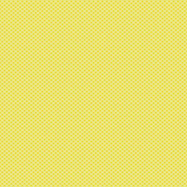 Papel Scrap - Escamas Sol - Coleção Pattern - Papelero (FB1081)