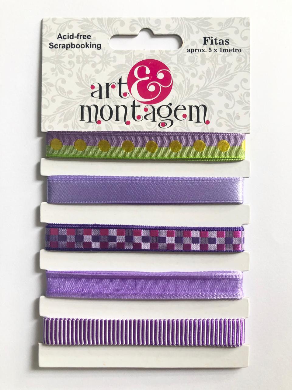 Kit Fitas Sortidas - Art e Montagem (FT001-30)