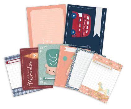 Kit Cards Melhores Momentos - Coleção Mundo Mágico - Juju Scrapbook