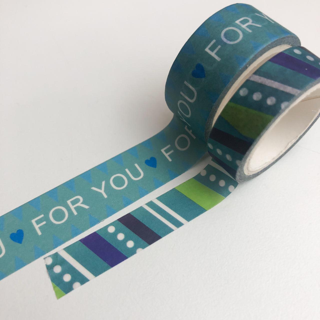 Kit Washi Tapes For You (washi14)