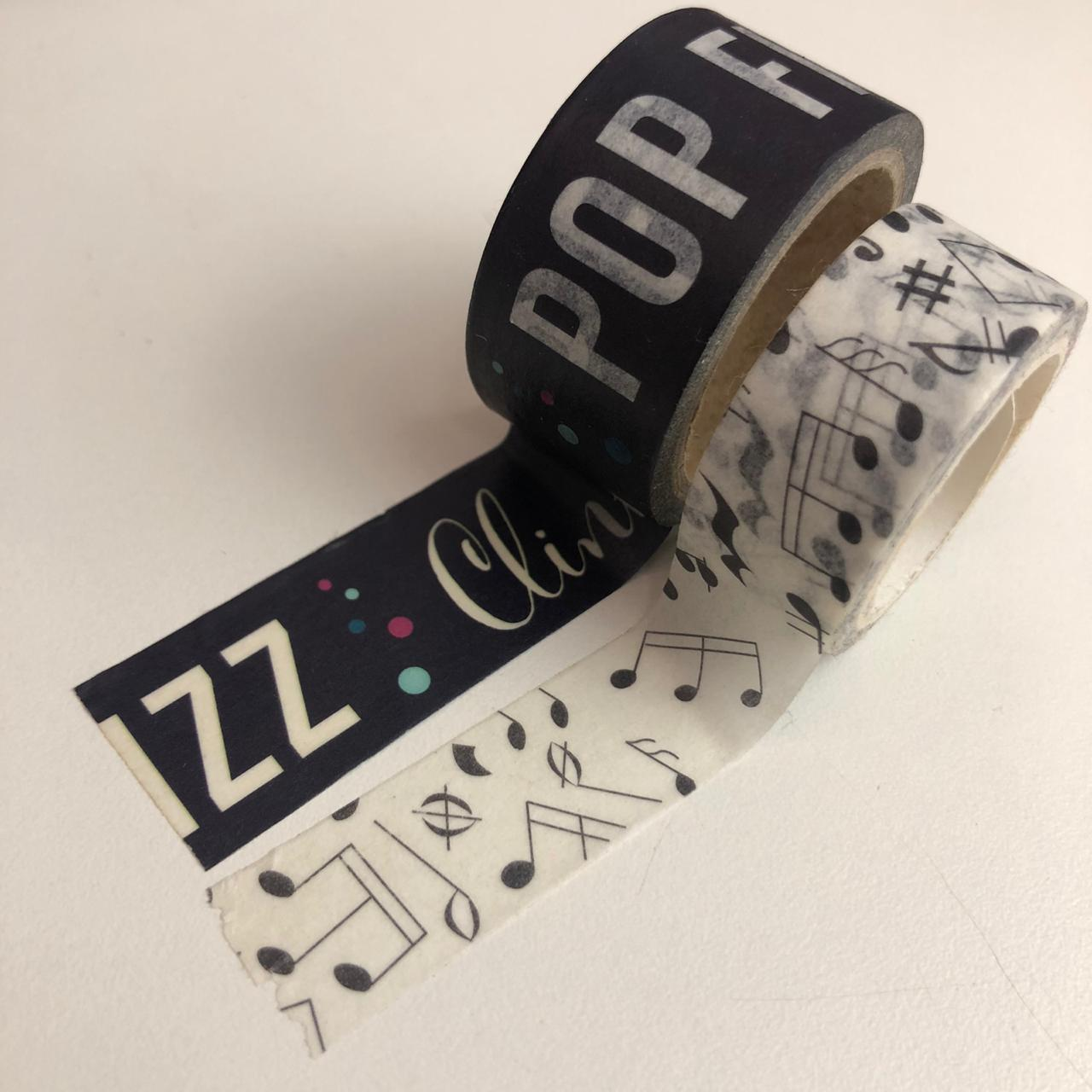 Kit Washi Tapes Musical (washi03)