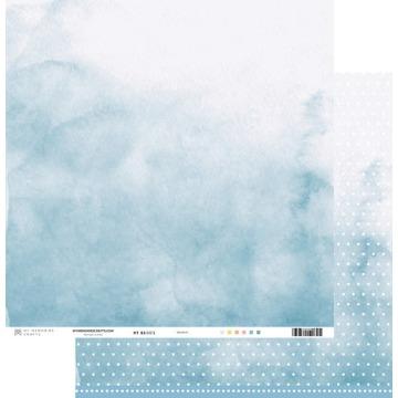 Papel Scrap - Coleção My Basics - My Memories Crafts (MMCMB-05)