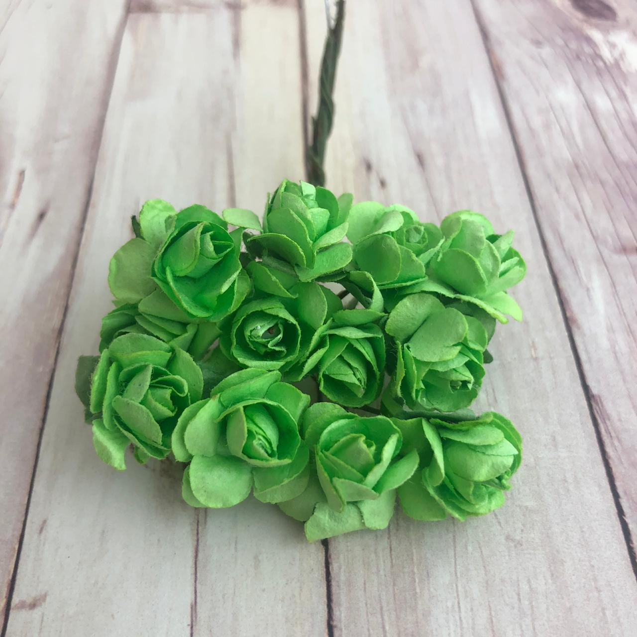 Mói de flor - verde (MF-01)