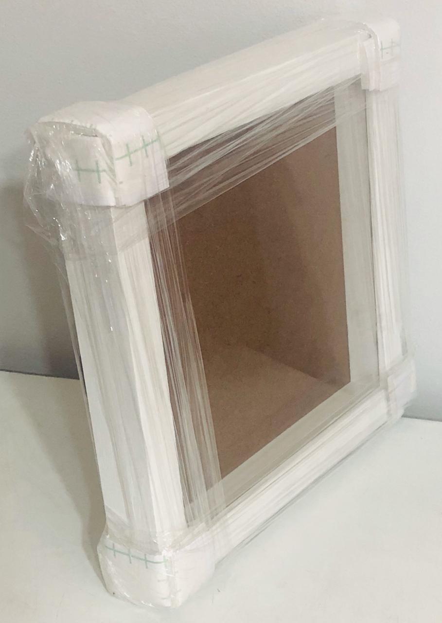 Moldura para scrapbook 20 x 20 cm