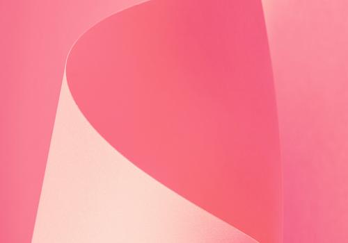 Papel Candy Plus Morango (rosa) 180 g/m²