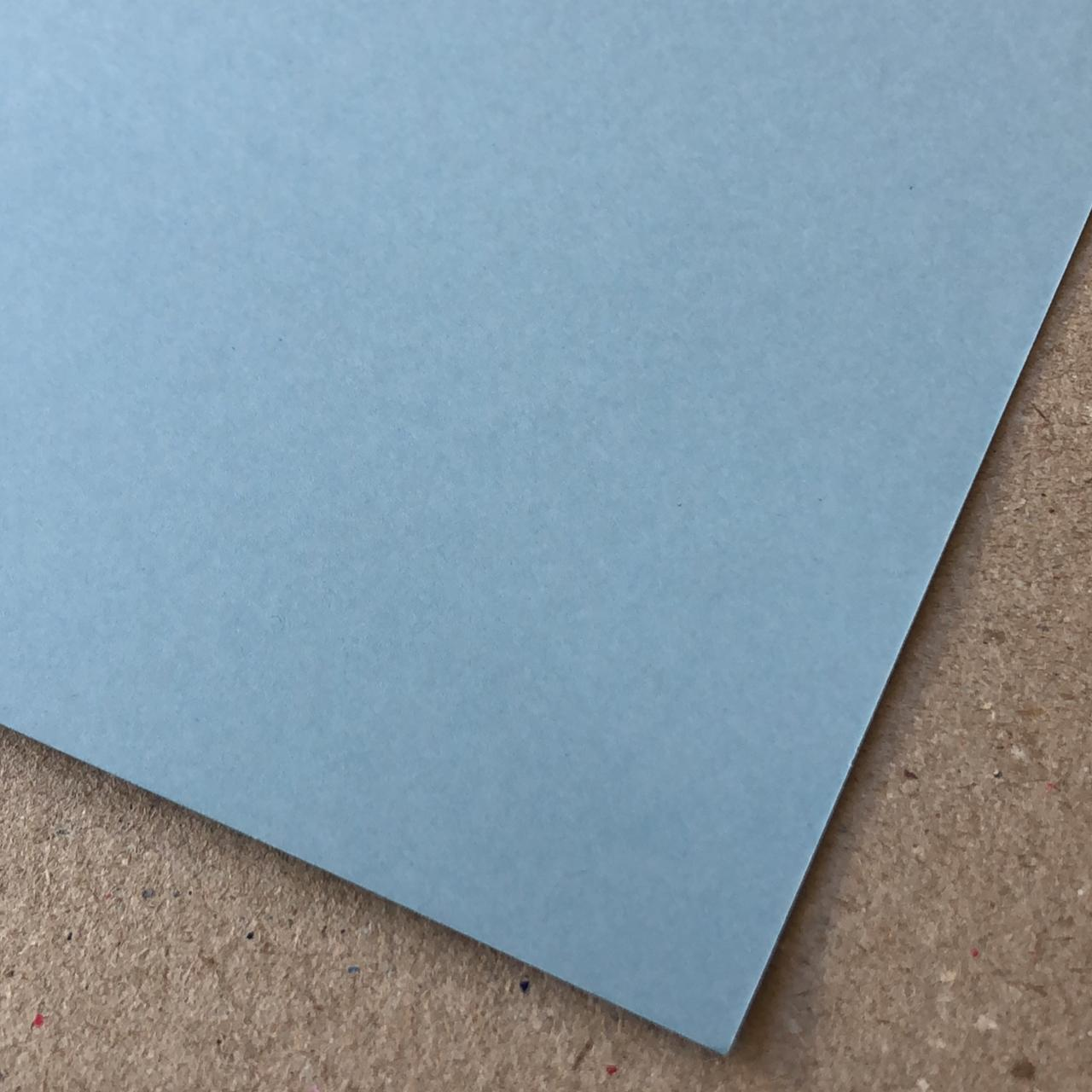 Papel Color Plus - Paris (Azul) 180 g/m² - 30,5 x 30,5 cm