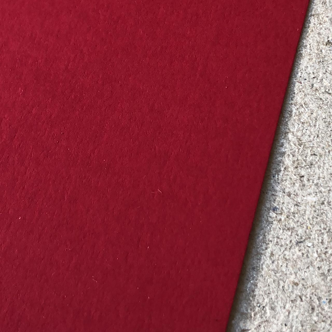 Papel Color Plus - Pequim (vermelho) 180 g/m² - 30,5 x 30,5 cm
