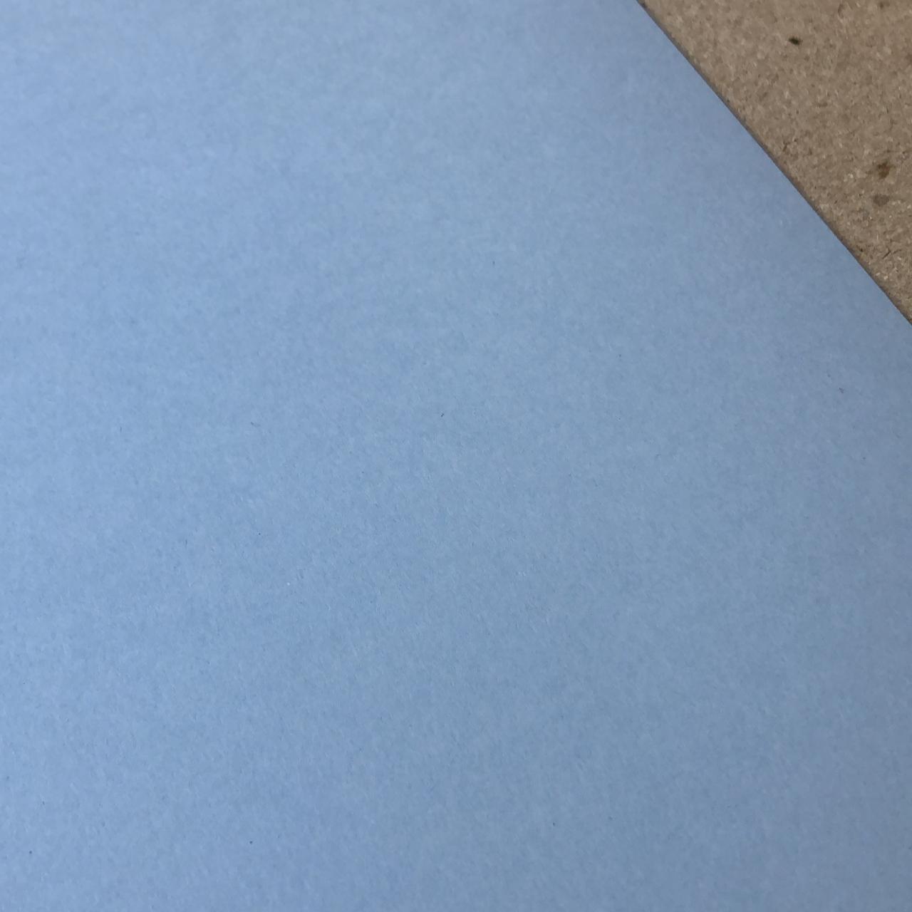 Papel Color Plus - Santorini (Azul) 180 g/m² - 30,5 x 30,5 cm
