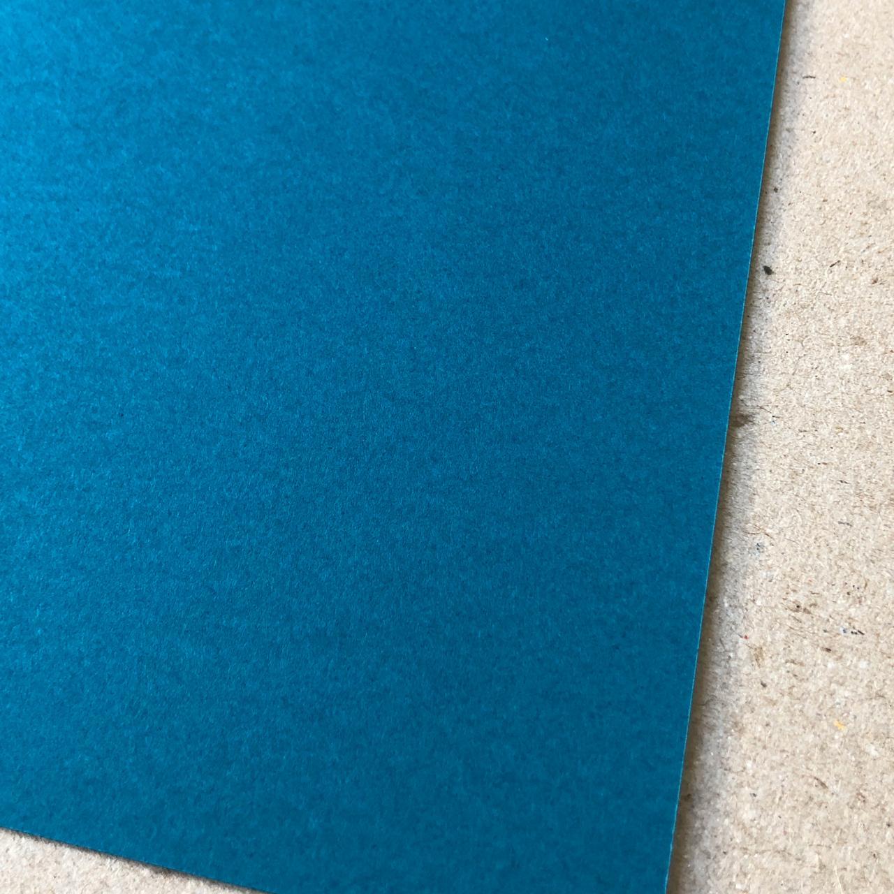 Papel Pop Set - Riviera Blue 180g/m² - 30,5 x 30,5 cm