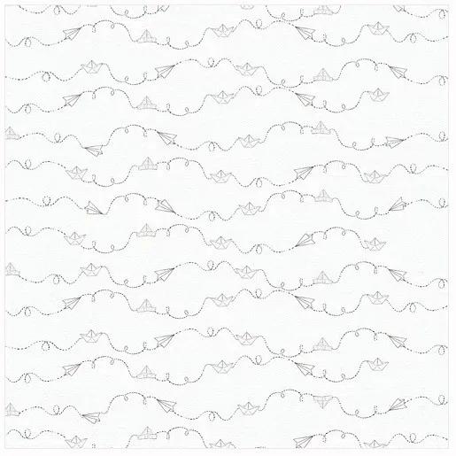 Papel Scrap - Álbum de Figurinhas - Coleção Pequenos Desbravadores - Dany Peres (DP-PD-06)