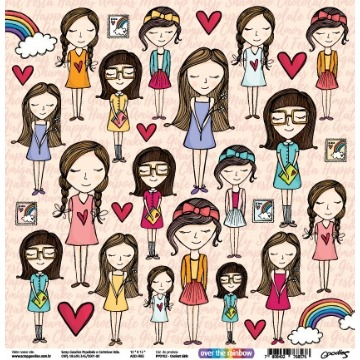 PP0102 - COOLEST GIRLS - OVER THE RAINBOW - GOODIES