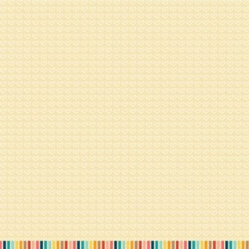 PP125 - Papel Scrap - Perseverança - Coleção Gratidão, Fé e Deus - Goodies