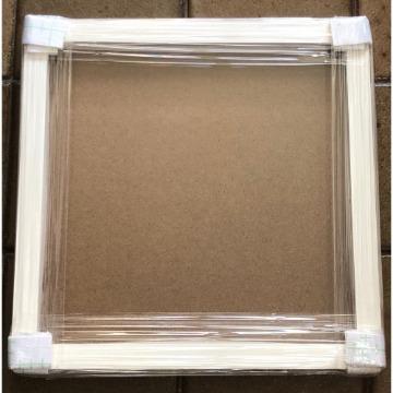 SC3 - Moldura para Scrapbook - 30,5 x 30,5 cm - Branca