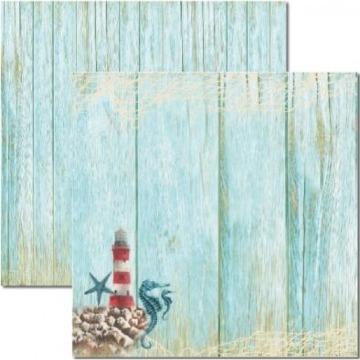 Papel Scrap - Beach 6 - Arte Fácil (SC-295)