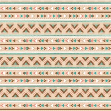 SC-360 - Papel Scrap - Tribal 6 - Arte Fácil