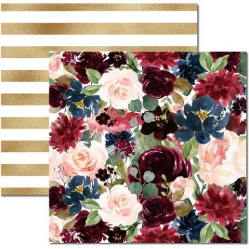 SC-481 - Floral 5 - Arte Facil