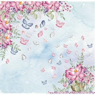 SC-532 - Butterfly 4 - Arte Facil