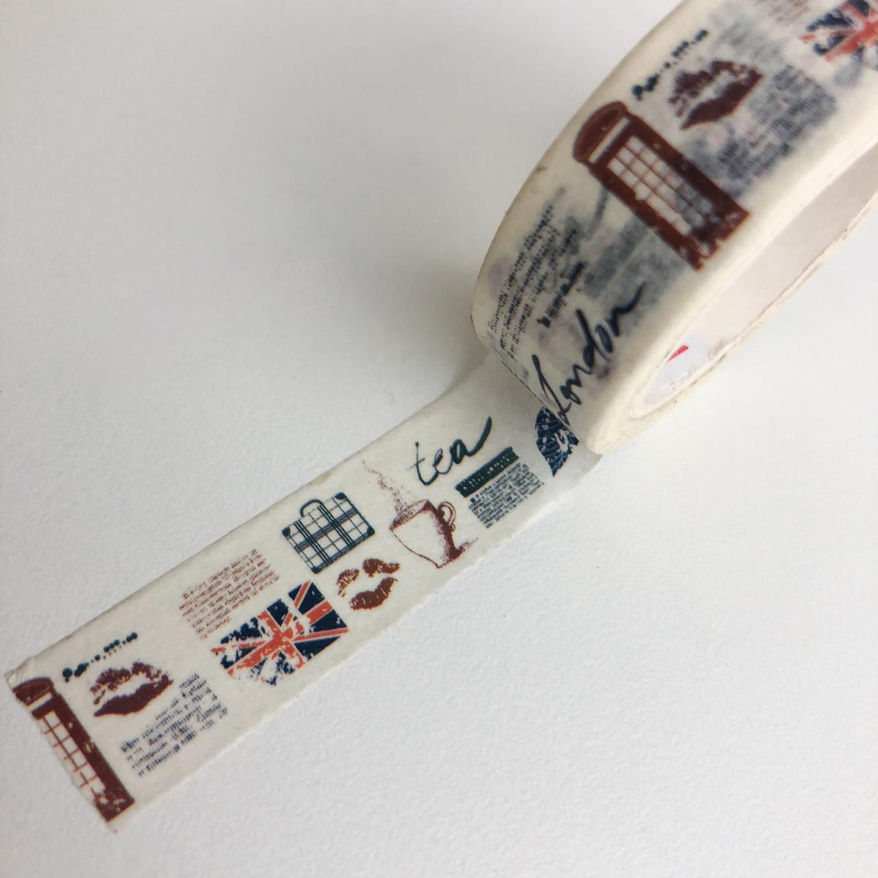 Washi Tape London (washi45)