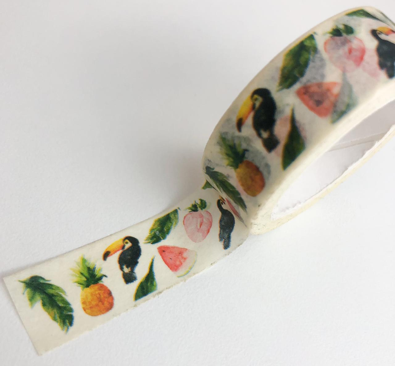 Washi Tape Tropical (washi50)