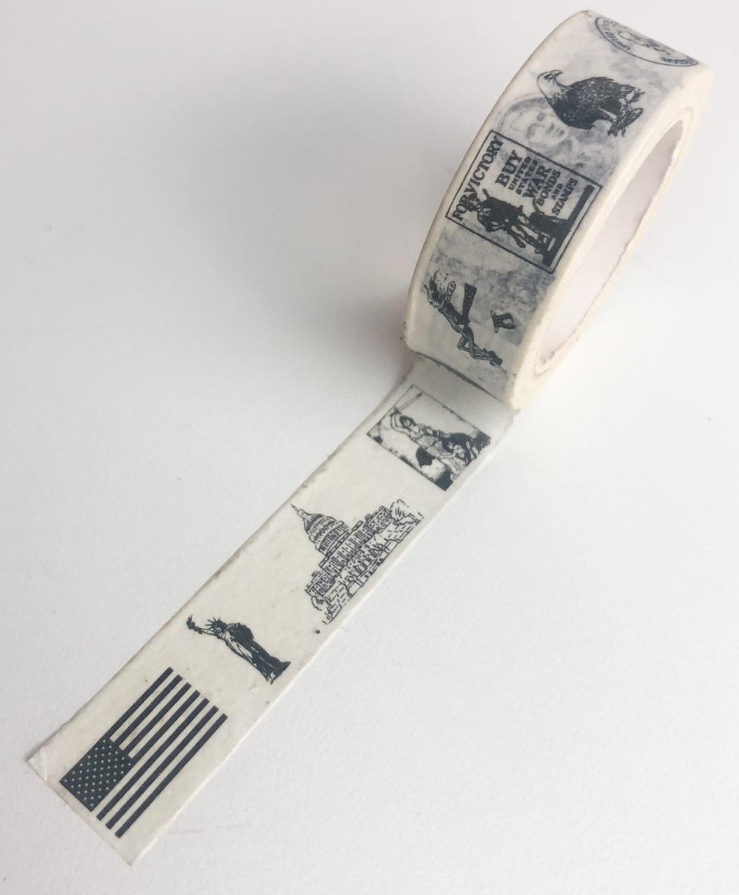 Washi Tape USA (washi37)