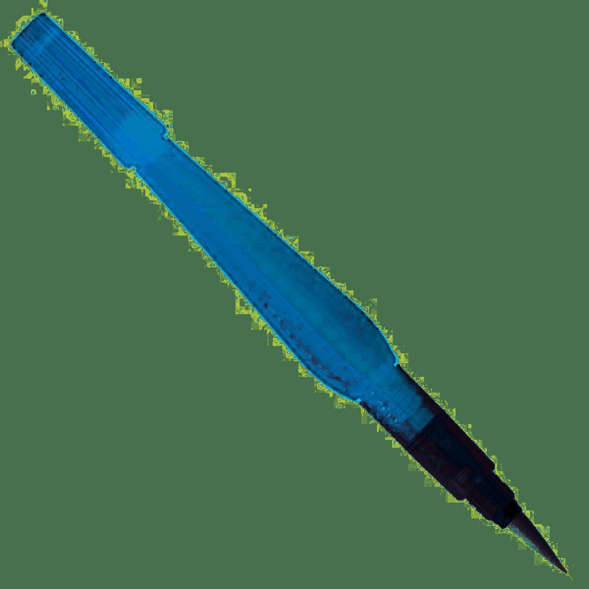 Pincel com reservatório de água - Ponta Grossa - Pentel (XP/FRH-B)