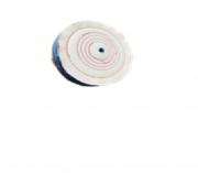 RODA FLANELA 150X15 mm Furo de 1/2