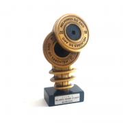 Troféu 3D em resina - Melhores do ano CROSSFIT