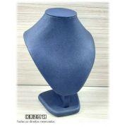 Busto Napa azul M ( 23X17X11 )